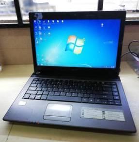 Laptop Acer nok jual lekah2