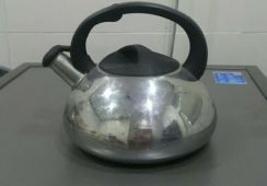 Whistle kettle