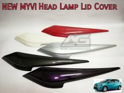 NEW MYVI Head Lamp Lid Cover FREE installation