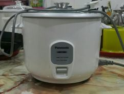 Panasonic rice cooker 1.8liter (10cup)