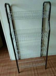 New Set rak pinggan / plate rack gru