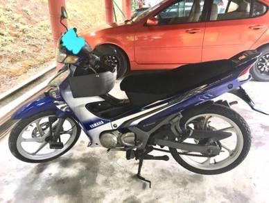 Yamaha 125ZR (2005)
