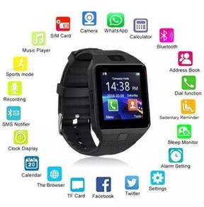 New Smartwatch DZ09 Ready Stock