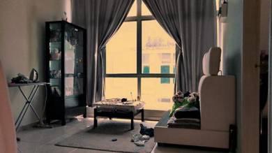 Full Loan,Double Storey end lot, Nusa Sentral Bukit Indah