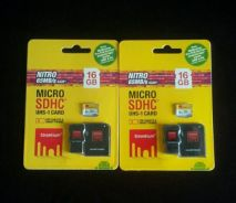 16GB Micro Memory SD Card Murah