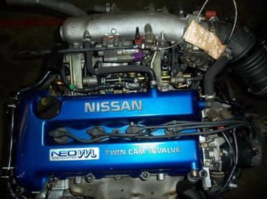 Nissan SR16VE Valve Cover