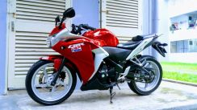 2011 Honda CBR250 Motosikal utk dijual
