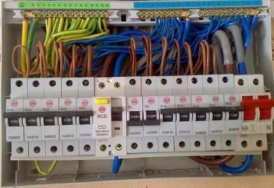 Pakar Wiring elektrikal & plumbing ( plumber )