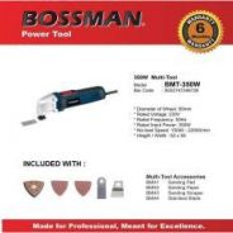 BOSSMAN 12V Cordless Multi-Tool BMT-12V