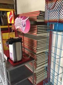 Convenient store racks for sales