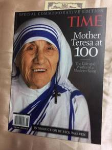 TiME INC SPECIAL MEGAZINE - MOTHER TERESA AT 100
