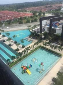 NEW BSP 21 Condo, Bandar Saujana Putra, Puchong, 2 Car Parks