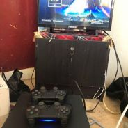 Ps4 complete set tv
