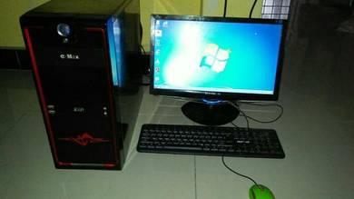 1 Set core 2 duo lcd