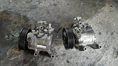 Myvi Passo compressor haft cut