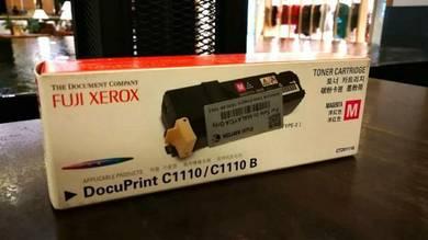 Fuji Xerox Toner CT201116 Magenta Original