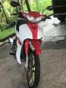 Yamaha Lagenda 110 discbreak sportrim