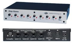 RJM AMP GIZMO MIDI Amp Channel Switcher