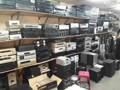 Ku 2nd kedai sound audio sistem