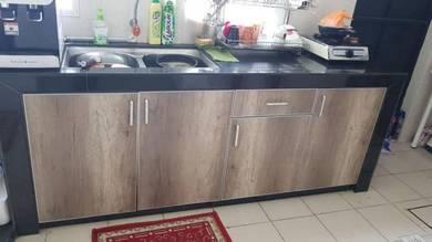 Double Storey House Kitchen Cabinet Bangi Avenue Seri Putra Bangi
