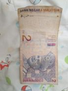 2Ringgit malaysia old money