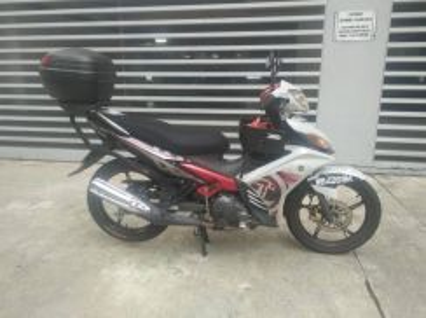 2015 Yamaha 135LC Good Condition