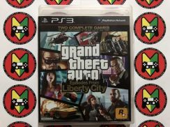 [USED]PS3 Grand Theft Auto 4 Complete Edition