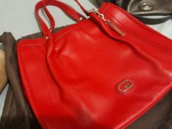 Braun Buffel Red