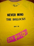 SE-X PISTOLS NEVERMIND THE BOLLOCKS SzM T-Shirts