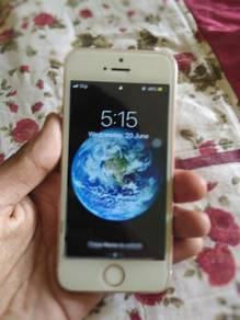 Assalamualaikum,iphone 5s 64gb ingin dilepaskan