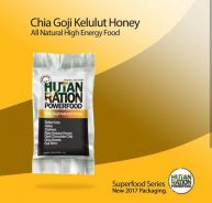 Hutan Ration - Chia Goji Kelulut Honey