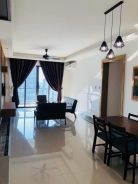 R&F Princess Cove condo for rent / CIQ / 3 bedroom / fully furnish