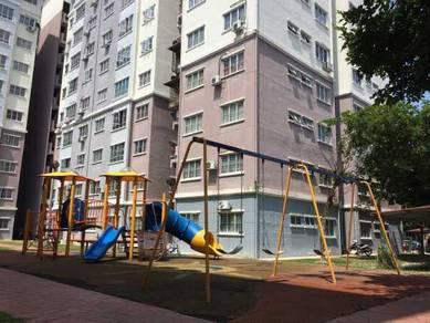 (Level 1) Apartment Bangi Idaman Seksyen 5 Bandar Baru Bangi