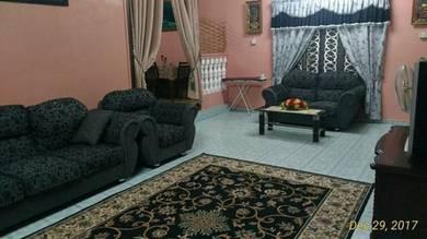 Bajet Alyanis Homestay Kuantan RM100