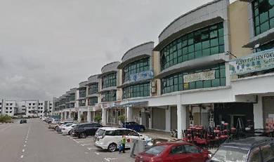 Freehold 3 Stry Shop Office In Taman Desa Cemerlang, Ulu Tiram, Johor