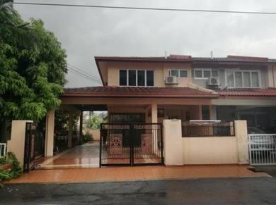 Endlot Renovated Double Storey Taman Taming Impian Kajang