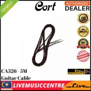 Cort ca526 15ft noiseless guitar cable