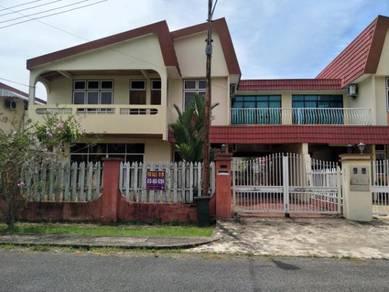 Double Storey Link Bungalow, Taman Indah, Jln Tanjung Batu, Tawau