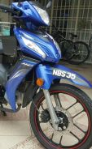 Modenas Kriss- MR2 New 2018 No: NBS 35
