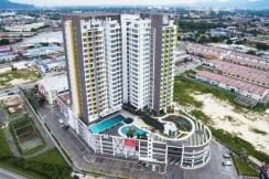 GRR 6% Fully Furnish 0% Down Payment New Condominium at Ipoh Hot Area