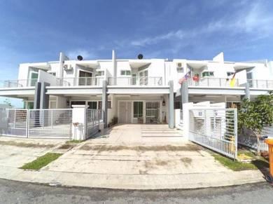 MURAH 20x80| 2 Sty Terrace House Nusari Aman 3, Bandar Baru Sendayan