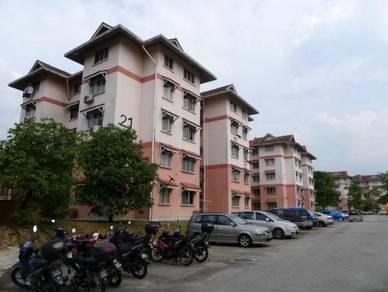 Apartment kiambang bukit subang shah alam selangor