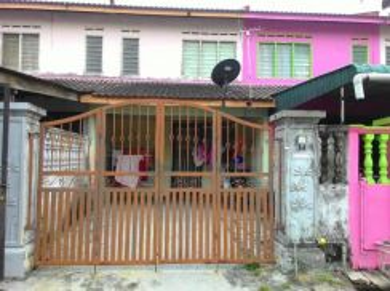 Double Storey Kota Masai Pasir Gudang