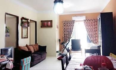 Lakeview Apartment Batu Caves KL 870sqft RENO BELOW MARKET NICE VIEW