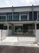 Full Loan New Double Storey Kuching-Samarahan Expressway