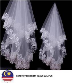 Veil Pengantin, Wedding Veils