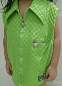 Versace Vest Budak 4 Tahun