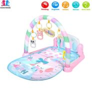 Baby play mat / musical gym activity 08