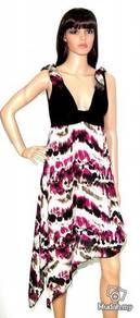 USA made imported Gaia Flowery Dress