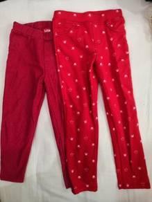 Kid long pants 1 set